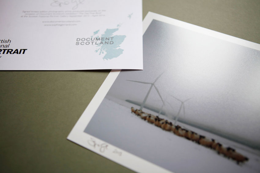 Each limited edition print comes with a signed numbered Certificate of Authenticity.