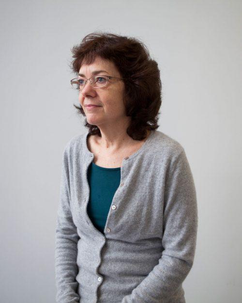 Photograph of Professor Helen Sang, Roslin Institute, Edinburgh, Scotland © Sophie Gerrard 2015 all rights reserved.